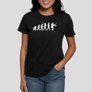 Silly Walks Women's Dark T-Shirt