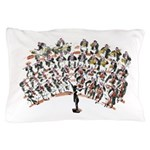 Orchestra Pillow Case