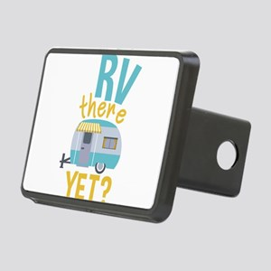 RV there yet? Hitch Cover