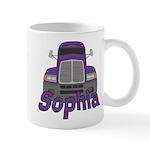 Trucker Sophia Mug
