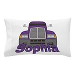 Trucker Sophia Pillow Case