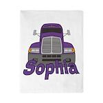 Trucker Sophia Twin Duvet