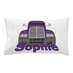 Trucker Sophie Pillow Case