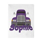 Trucker Sophie Twin Duvet