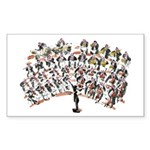 Orchestra Sticker (Rectangle)