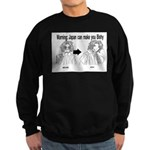 Japan can make you Bishy Sweatshirt (dark)