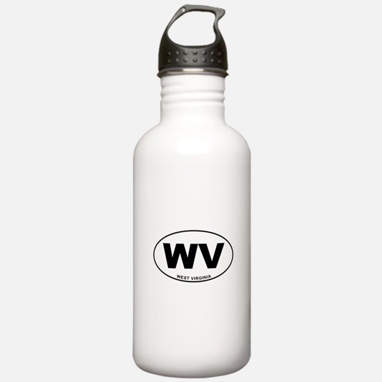 West Virginia State Water Bottle