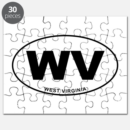 West Virginia State Puzzle