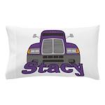 Trucker Stacy Pillow Case