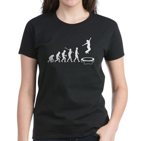 Trampoline Women's Dark T-Shirt