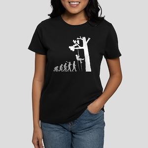 Tree Climbing Women's Dark T-Shirt