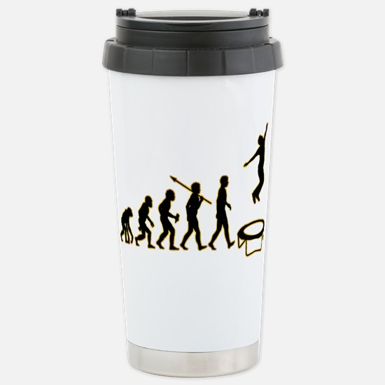 Trampoline Stainless Steel Travel Mug