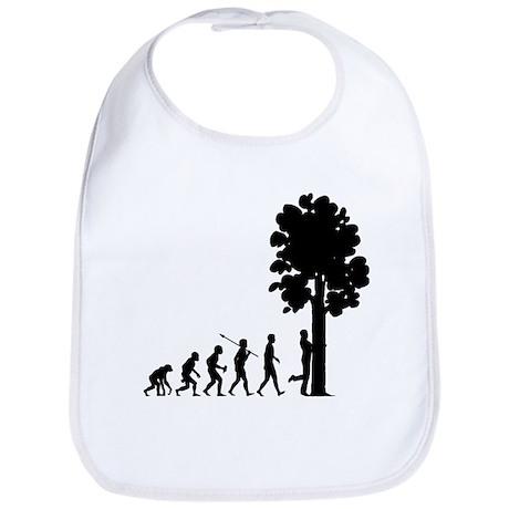 Tree Hugger Bib