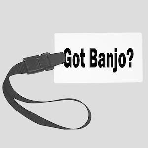 Banjo Large Luggage Tag