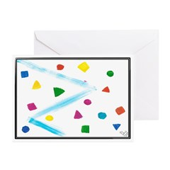 AcrossTheRiver... - Blank Cards (Pk of 10)