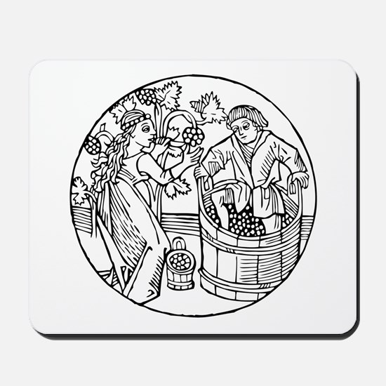 Winemakers Mousepad
