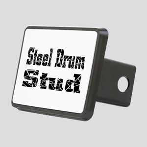 Steel Drum Rectangular Hitch Cover