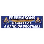 Freemasons. A Band of Brothers (Bumper)