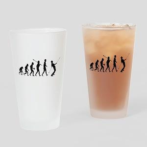 Yoyo Player Drinking Glass