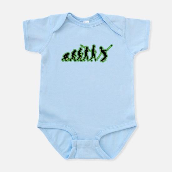 Yoyo Player Infant Bodysuit