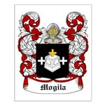 Mogila Coat of Arms Small Poster