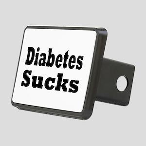 Diabetes Rectangular Hitch Cover