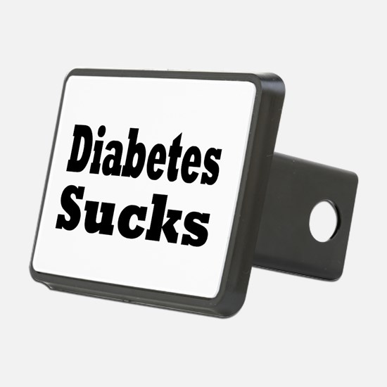 Diabetes Hitch Cover