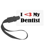 dentist4.png Large Luggage Tag
