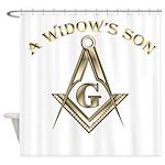 A Widows Son Shower Curtain