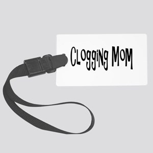 clogging21 Large Luggage Tag