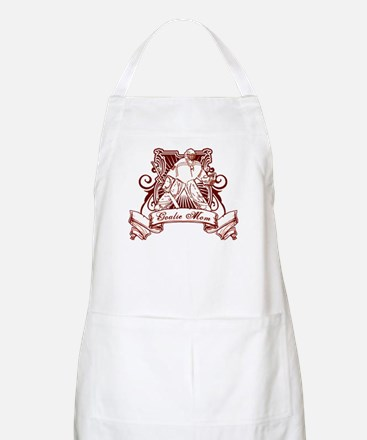 Hockey Goalie Mom Apron