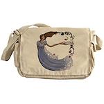 The Princess Messenger Bag