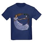 The Princess Kids Dark T-Shirt