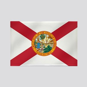 State Flag of Florida Rectangle Magnet