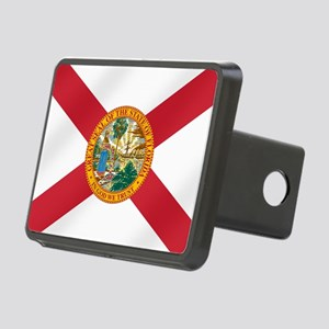 State Flag of Florida Rectangular Hitch Cover