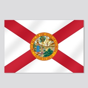 State Flag of Florida Postcards (Package of 8)