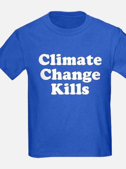Climate Change Kills T