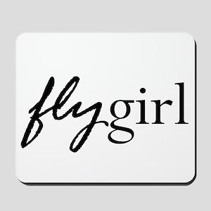 Fly Girl Mousepad