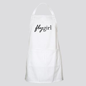 Fly Girl BBQ Apron