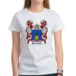 Luzinski Coat of Arms Women's T-Shirt