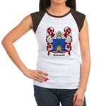 Luzinski Coat of Arms Women's Cap Sleeve T-Shirt