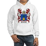 Luzinski Coat of Arms Hooded Sweatshirt