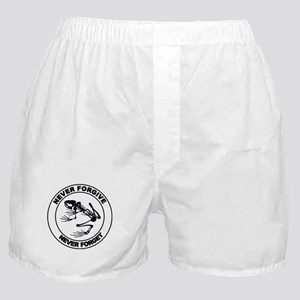Desert Frog - Never Forgive Boxer Shorts