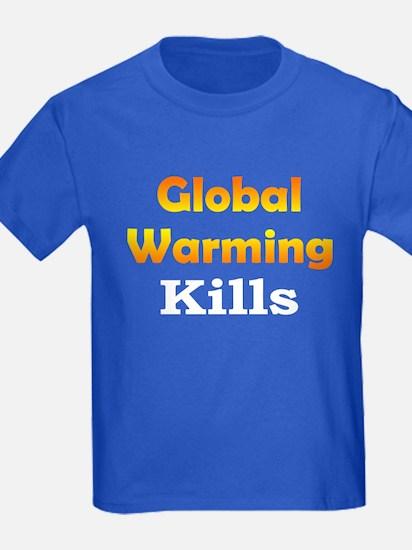Global Warming Kills T