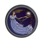 The Princess Wall Clock