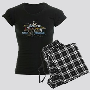 Drummer Women's Dark Pajamas