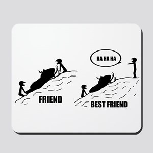 Friend / Best Friend Mousepad