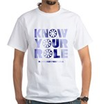 KYR White T-Shirt