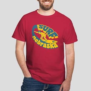 Surf Nebraska? Dark T-Shirt