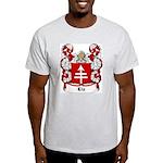Lis Coat of Arms Ash Grey T-Shirt
